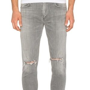AGOLDE BEDFORD Skinny Relaxed Fit